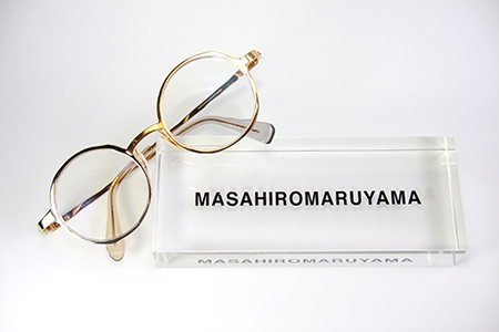 MASAHIROMARUYAMA MM-0012 長岡亮介のメガネ 新潟県 取扱い ハイスペックなメガネフレーム