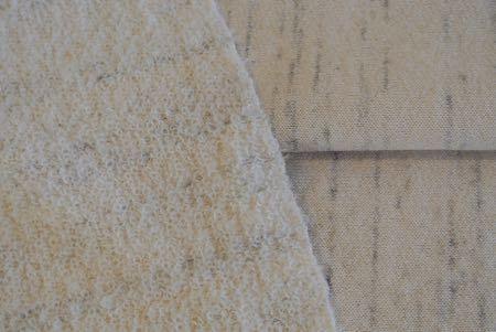 岩瀬さんの布で -2