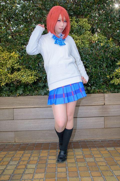 矢澤にこ 西木野真姫 ラブライブ! コスプレ 3