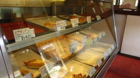 14時、パンはまだ残ってました、良かった~!