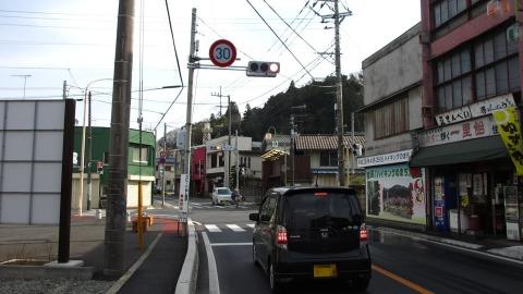 東武越生線の越生駅へ