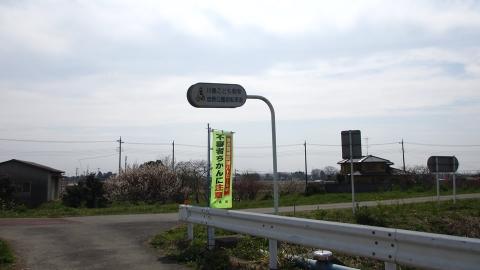 途中でよく分からなくなり川越街道を北に向かうと左手に自転車道を見つけたので、コレを走れば行けるんか?でこちらを入りました。