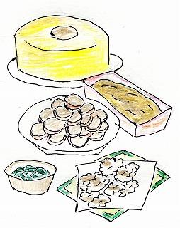 s-手作りお菓子など