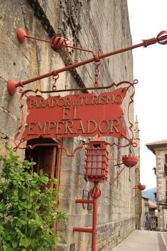 03807 Parador de Hondarribia