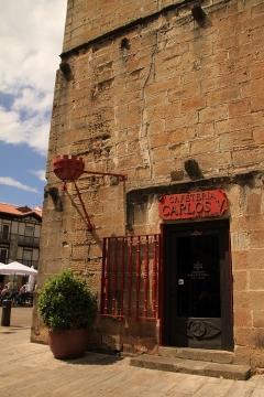 03816 Cafeteria CARLOS V en Parador