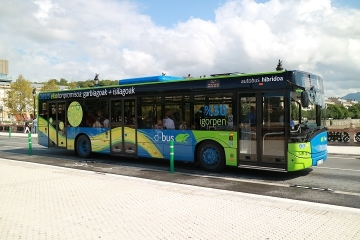 03981M autobus en San Sebastian
