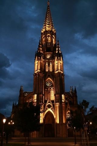04058M Catedral del Buen Pastor de San Sebastian