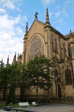 04076M Catedral del Buen Pastor de San Sebastian