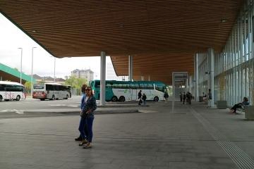 04122M Estacion de autobuses de Vitoria