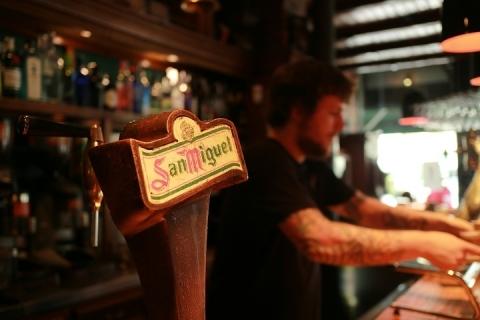 04241M Cafe Dublin