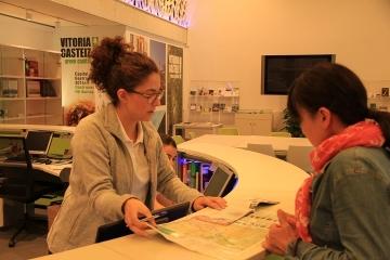 04287 Oficina de Turismo en Plaza de Espana