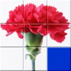 Sliding Puzzle ~花のスライドパズル~