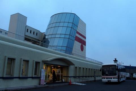 泉大津行きターミナル