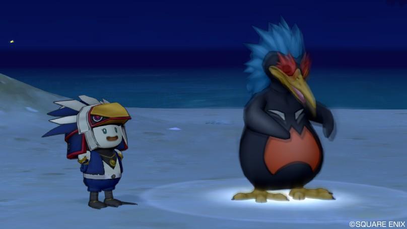 ちびこタップペンギン