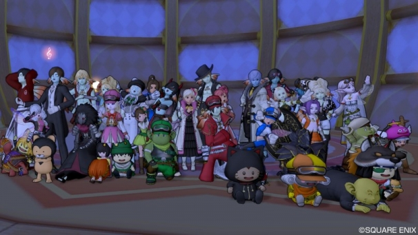 3月15日DQレンジャー3