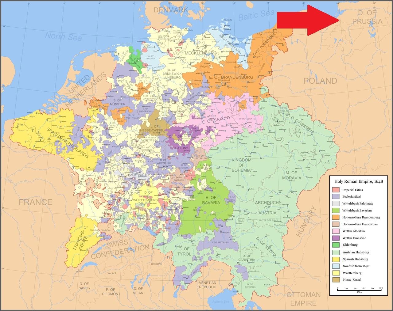 プロイセン公国 2