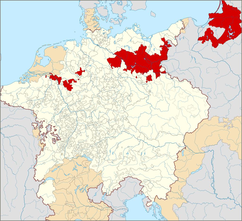 ブランデンブルク=プロイセン(1618)