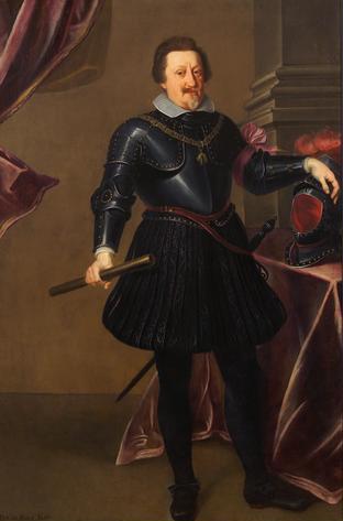 『フェルディナント2世』ゲオルク・パハマン(1635年)