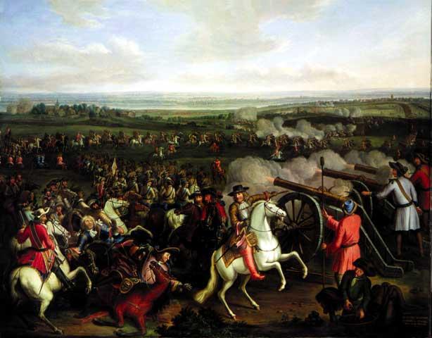 ブランデンブルク軍が守り切った丘。ディスマー・デーゲン