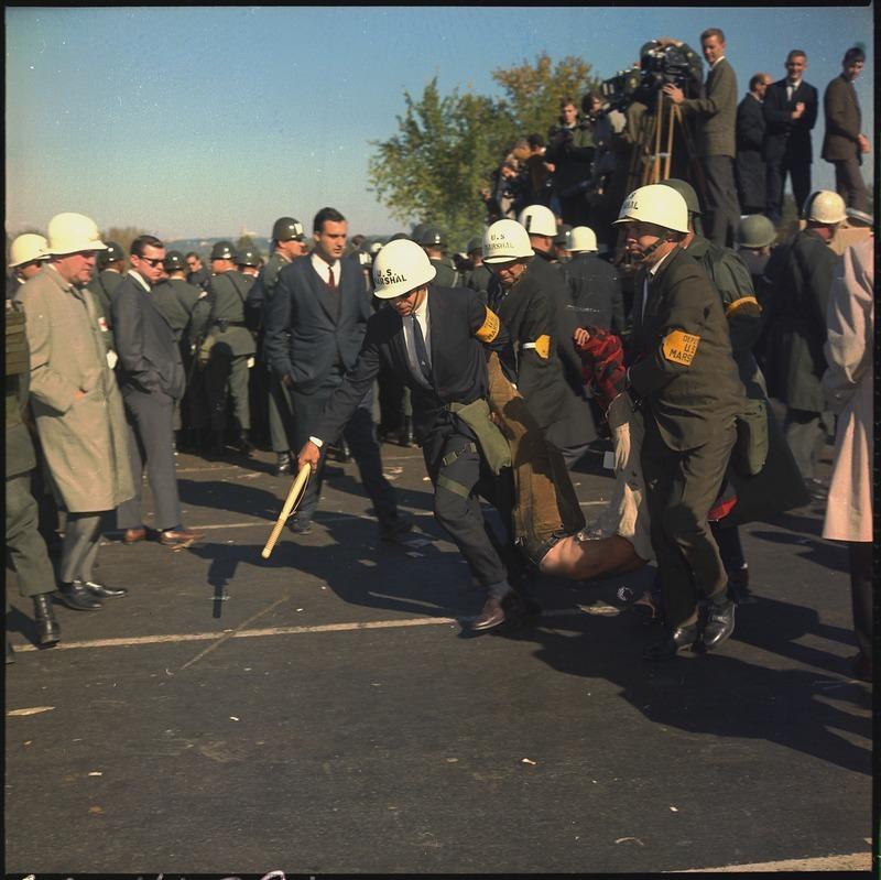 米国のベトナム反戦運動(1967年)2