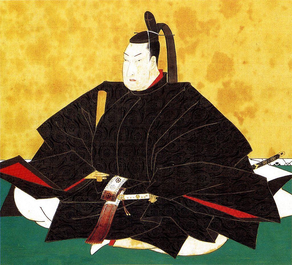 徳川綱吉(土佐光起筆 徳川美術館蔵)