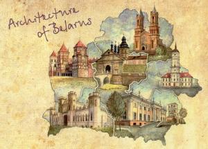 城MAP  ベラルーシ