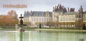 フォンテーヌブロー(Fontainebleau)