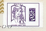 切手4  フランス