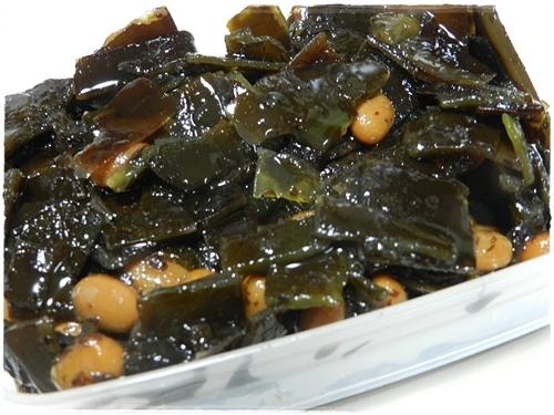 昆布と豆の佃煮