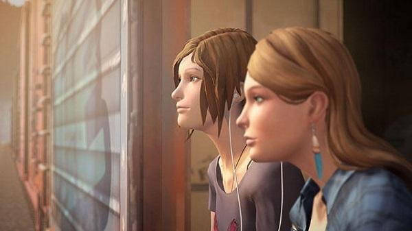 PS4 ライフイズストレンジ ビホーザストーム Life is Strange: Before the Storm クロエ レイチェル