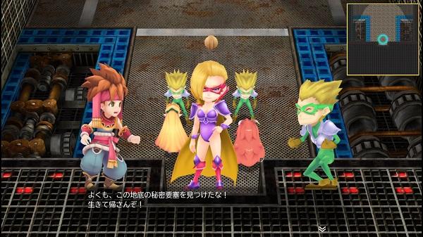 PS4 聖剣伝説2 SECRETofMANA シークレットオブマナ プレイ日記 ランディ プリム ポポイ