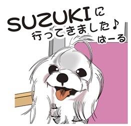 2018.03.16 SUZUKIに行ってきました♪-1
