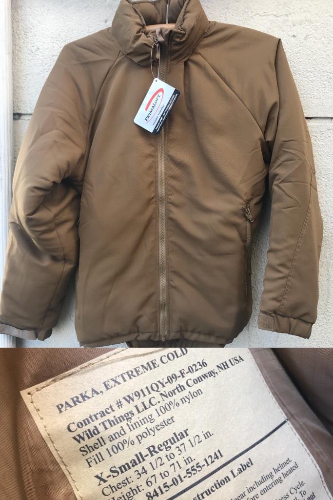 寒さを乗り越えるWILD THINGSのジャケットが欲しいんだな。【横田店】