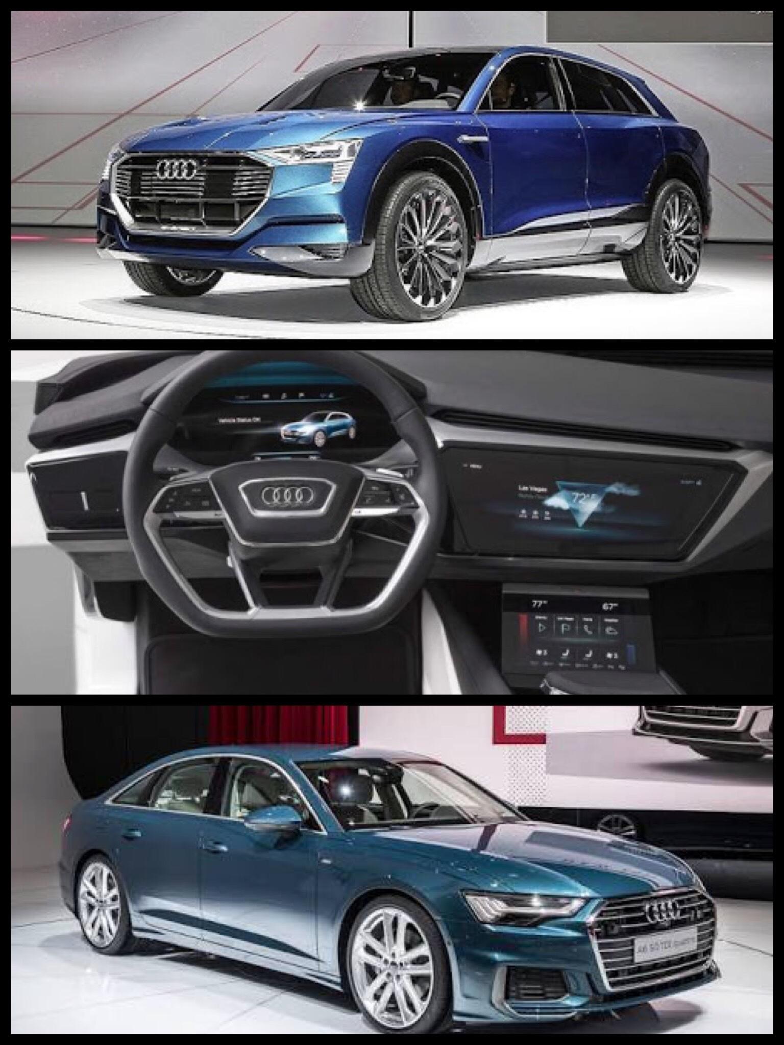 Audi e-torn Q6