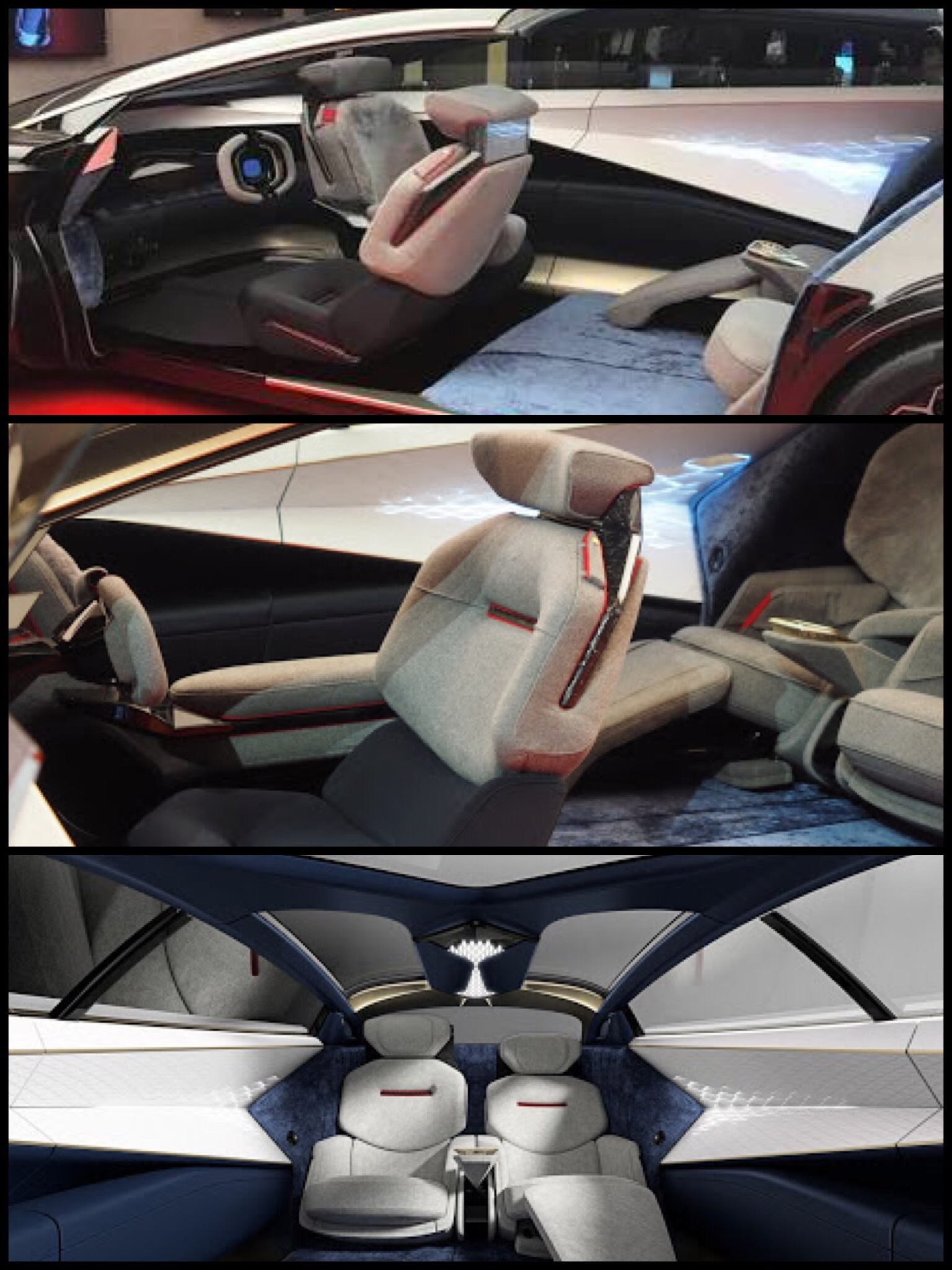 Aston Martin Lagonda Vision Concept アストンマーチン ラゴンダ