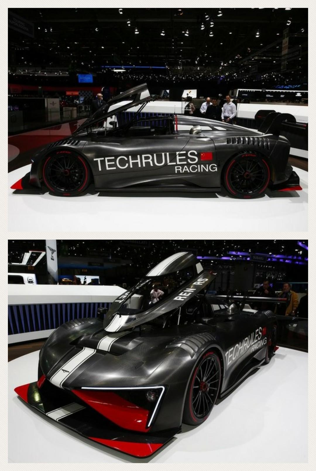 中国テックルース ren RS
