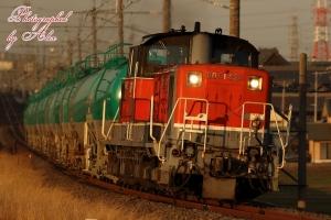 8075レ(=DD51-825牽引)