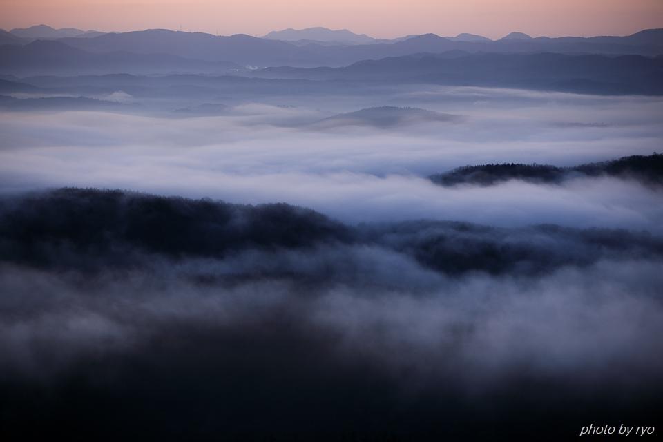 薄霧から霧の海へ_2
