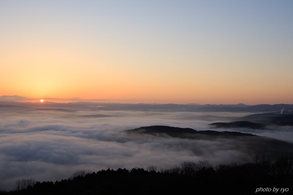 薄霧から霧の海へ_4
