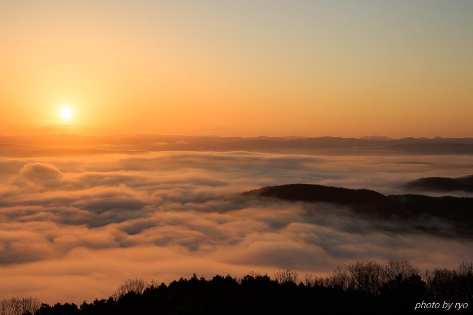 薄霧から霧の海へ_5