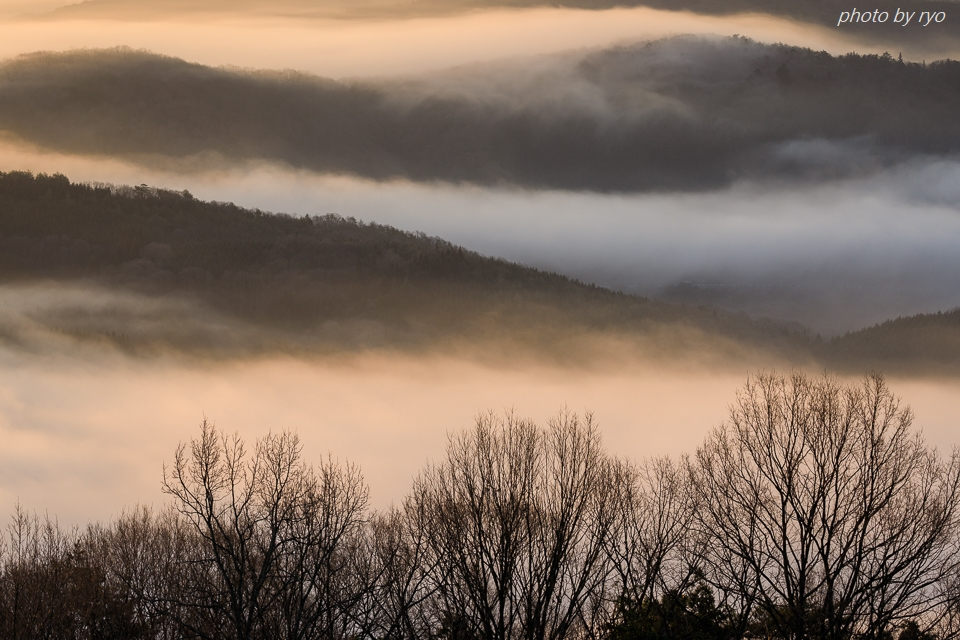 薄霧から霧の海へ_6