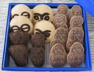 縄文クッキー