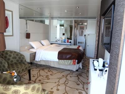 南国クルーズ010コスタネオロマンチカ客室
