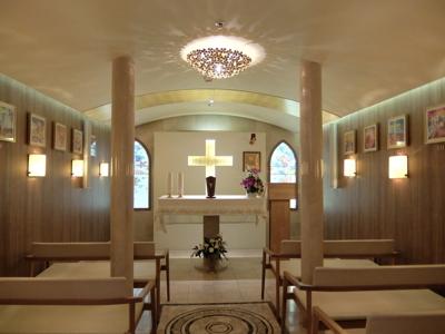 南国クルーズ046コスタ教会