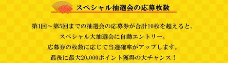 ハピタス総額250万大抽選会&紹介de1,000ポイントプレゼントキャンペーン00