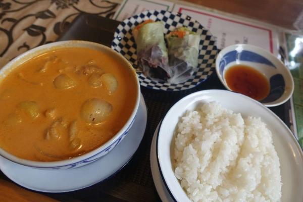 タイ料理カフェ KATI