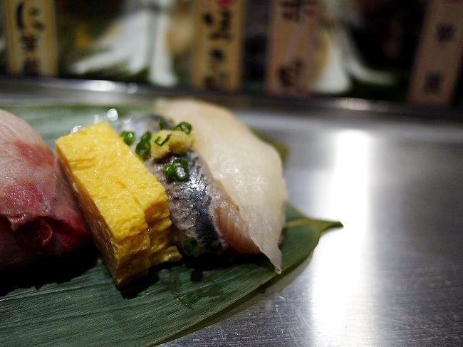 魚がし日本一 立喰寿司