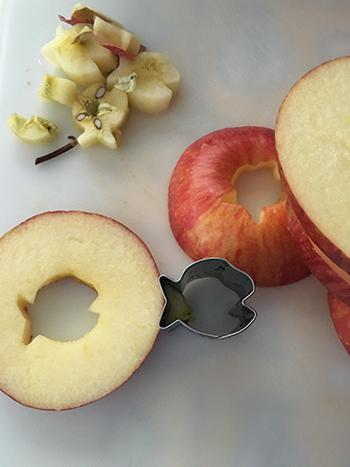 りんごのオヤツ