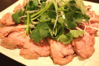 しっとりゆで豚3