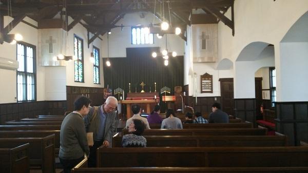 根津のテモテ教会
